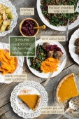 3-Course Vegan and Gluten-Free Holiday Menu – Step-by-step!