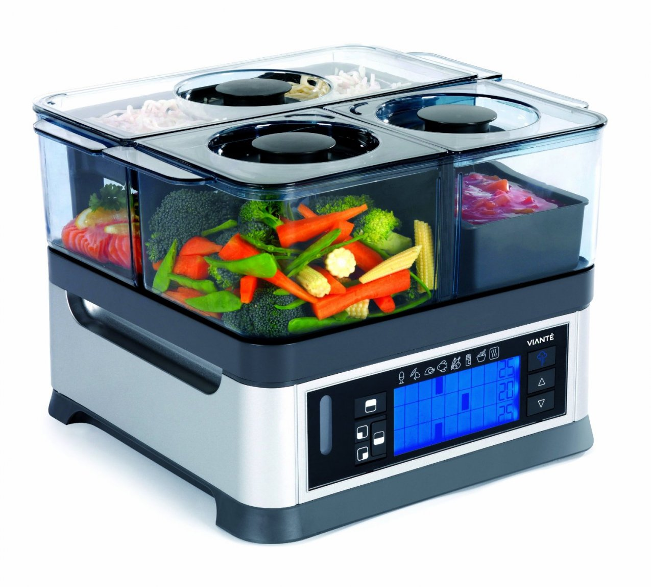 Best Rated Electric Vegetable Steamers - Kitchen Things