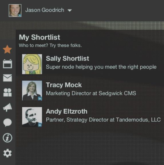 Shortlist-profile