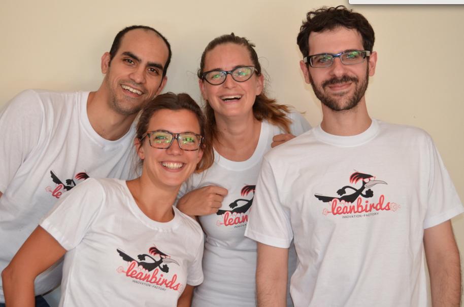 Leanbirds-Team