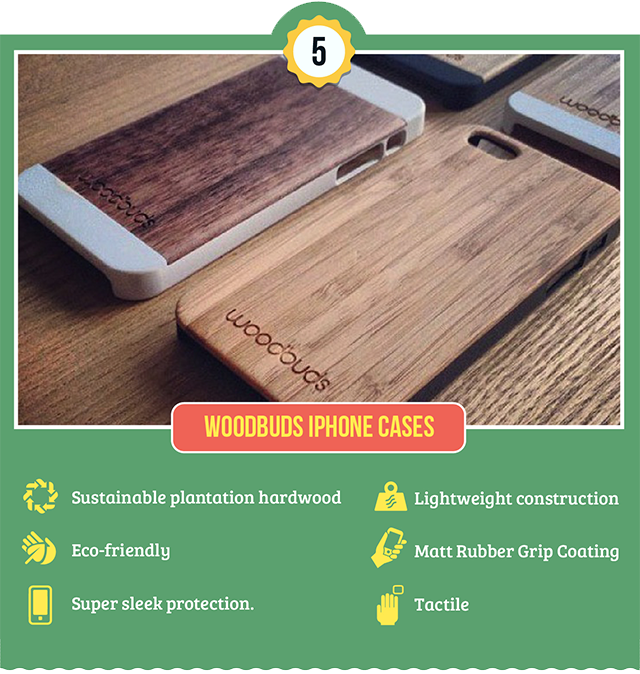 Woodbuds-iPhone-cases-TheGadgetFlow