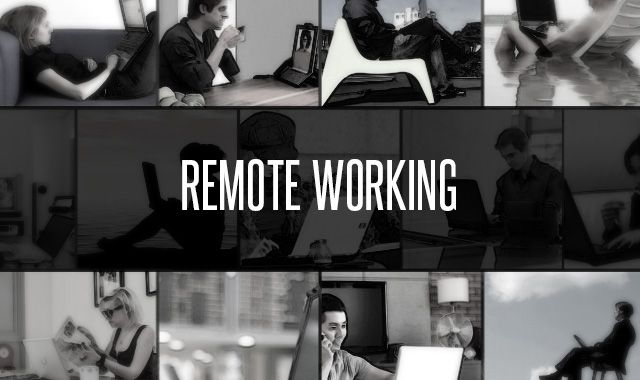 Is remote working for startups?