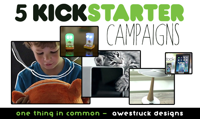 Top-5-Kickstarter-campaigns-on-design