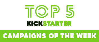 top-five-kickstarter-projects
