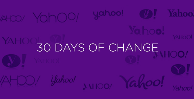 Yahoo-logo-campaign-30-days-of-change