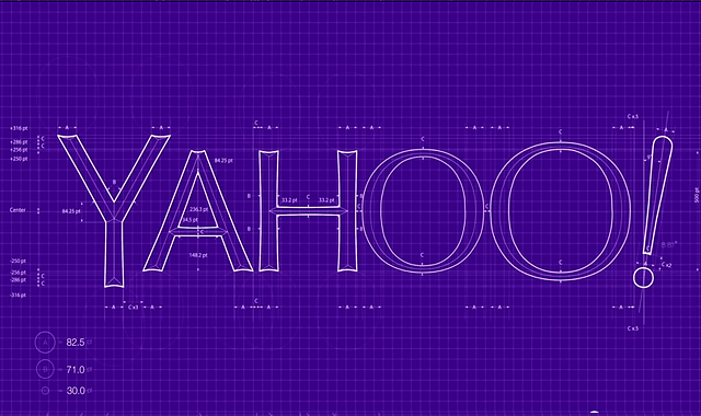 Fair and balanced take on yahoos new logo brings an end to the yahoo new logo blueprint malvernweather Choice Image