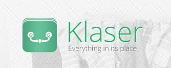 Klaser-app