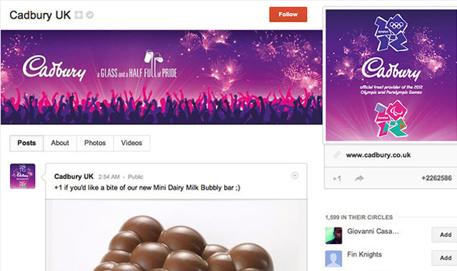 Cadbury-and-Googleplus-Hangouts