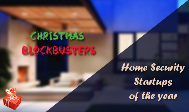 Best-home-security-startups