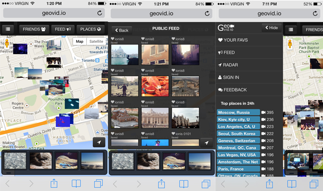 Geovid-geolocation-based-instagramming
