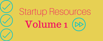 Startup Resources Volume 1