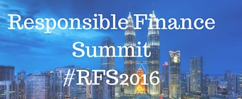 Responsible Finance Summit Malayasia event