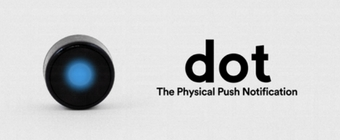 Dot the physical push notification