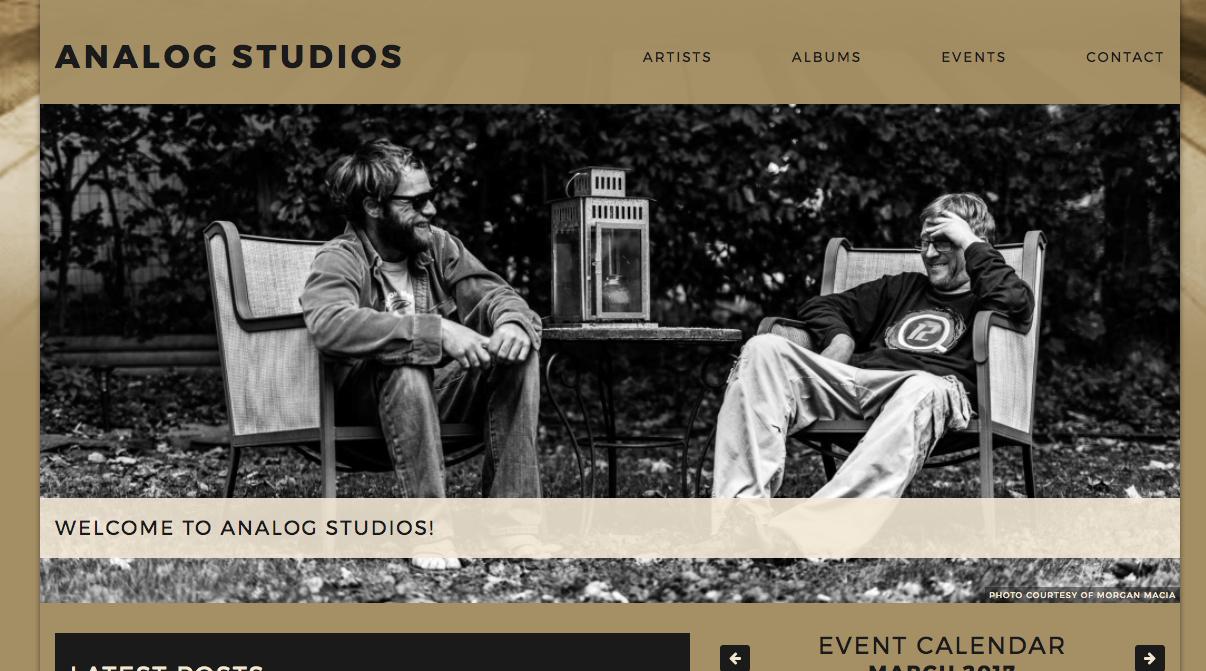 Analog Studios