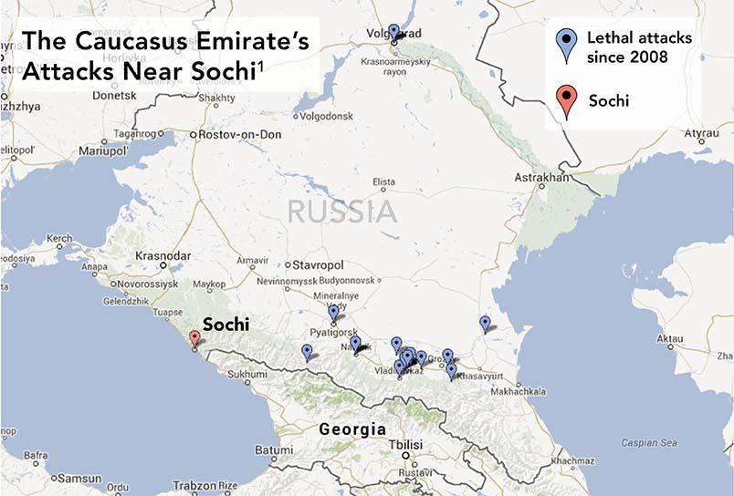 The Caucasus Emeriate