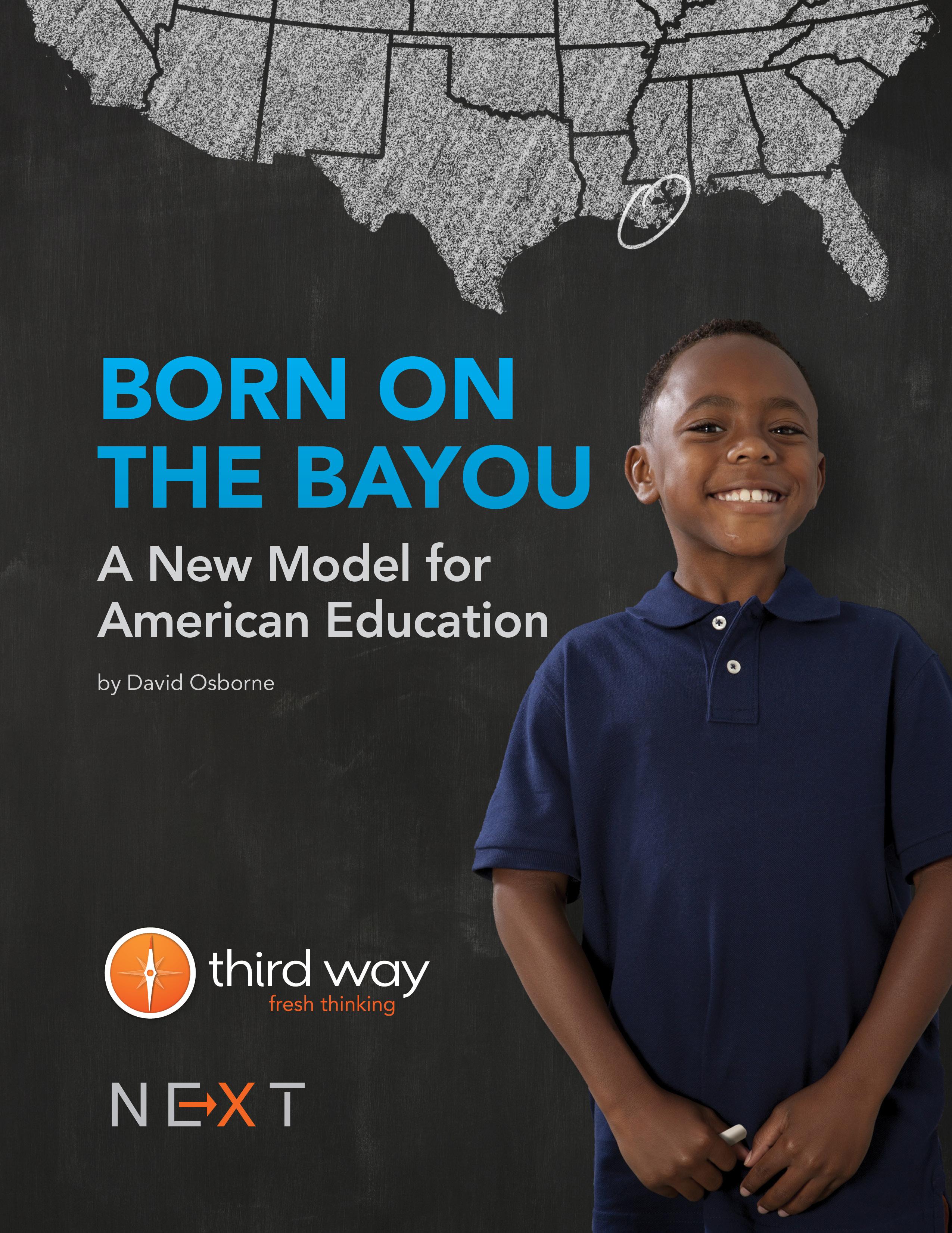Born on the Bayou Cover