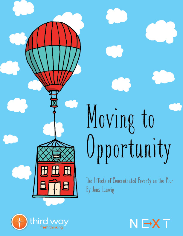 Moving to Opportunity Cover