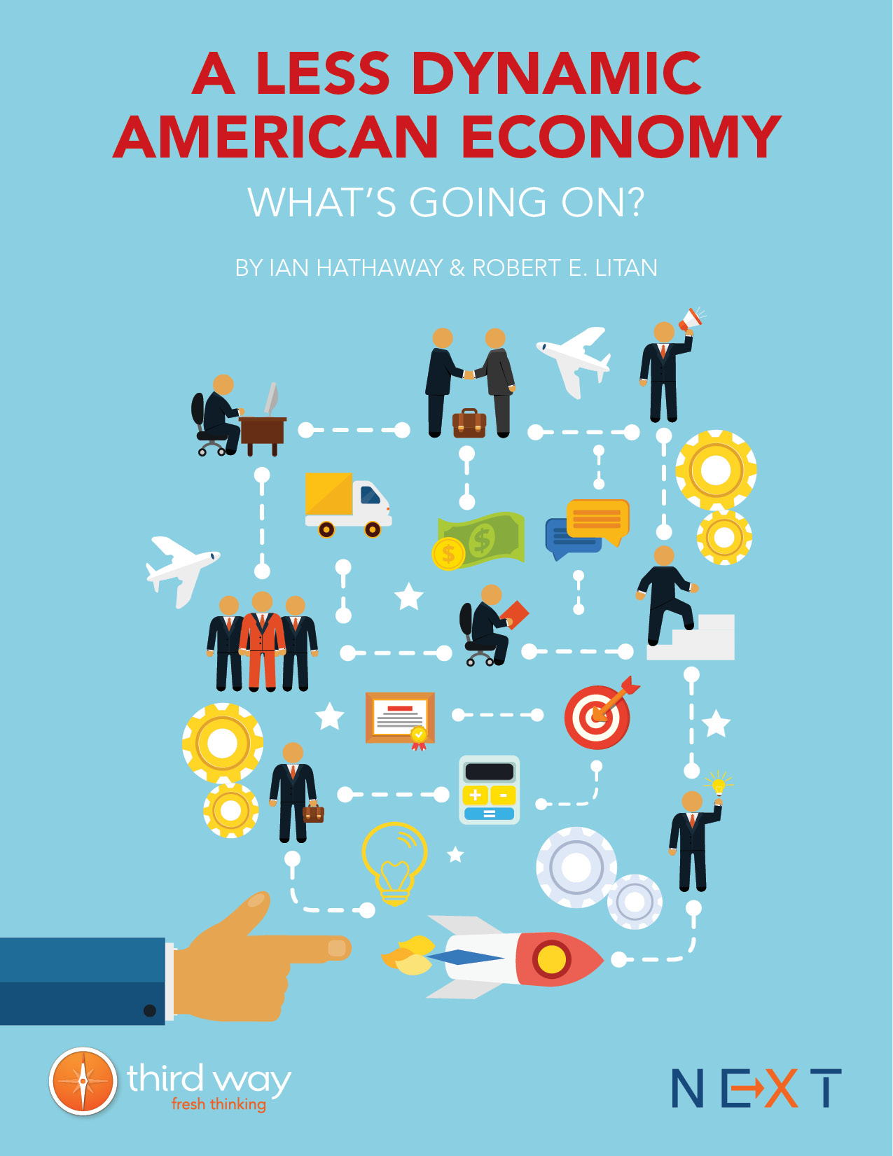 A Less Dynamic American Economy: What