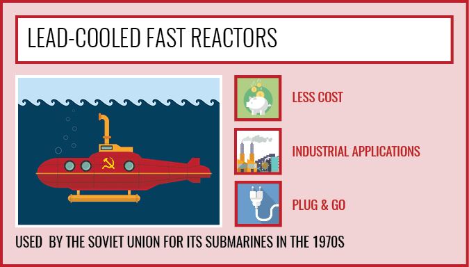 Lead-Cooled Fast Reactors