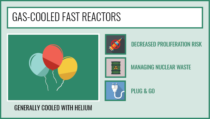 Gas-Cooled Fast Reactors