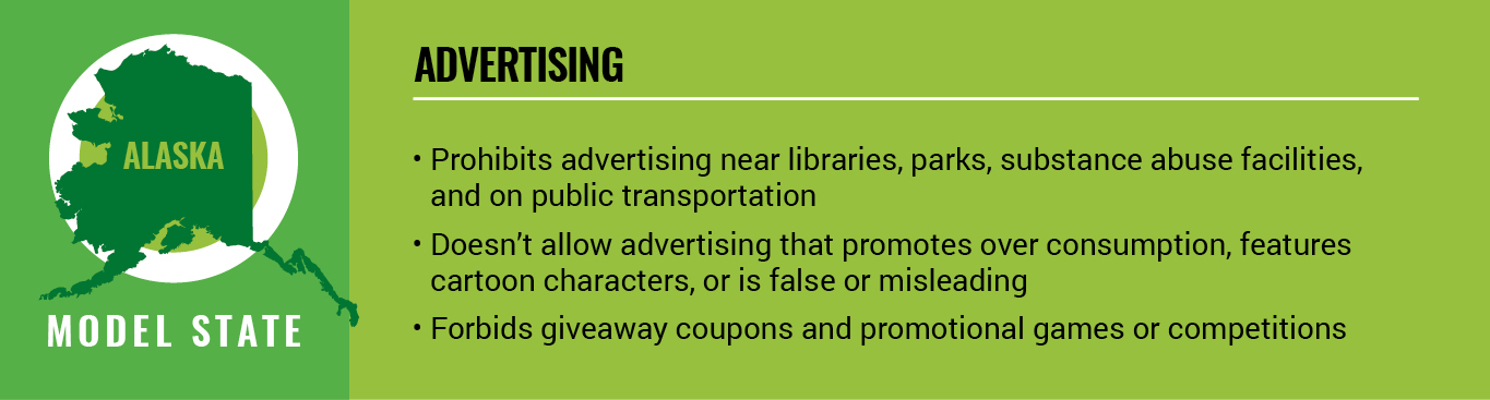 restricting on misleading advertisements The central hudson test recognizes the constitutionality of regulations restricting  advertising that concerns an illegal product or service, or which is deceptive.