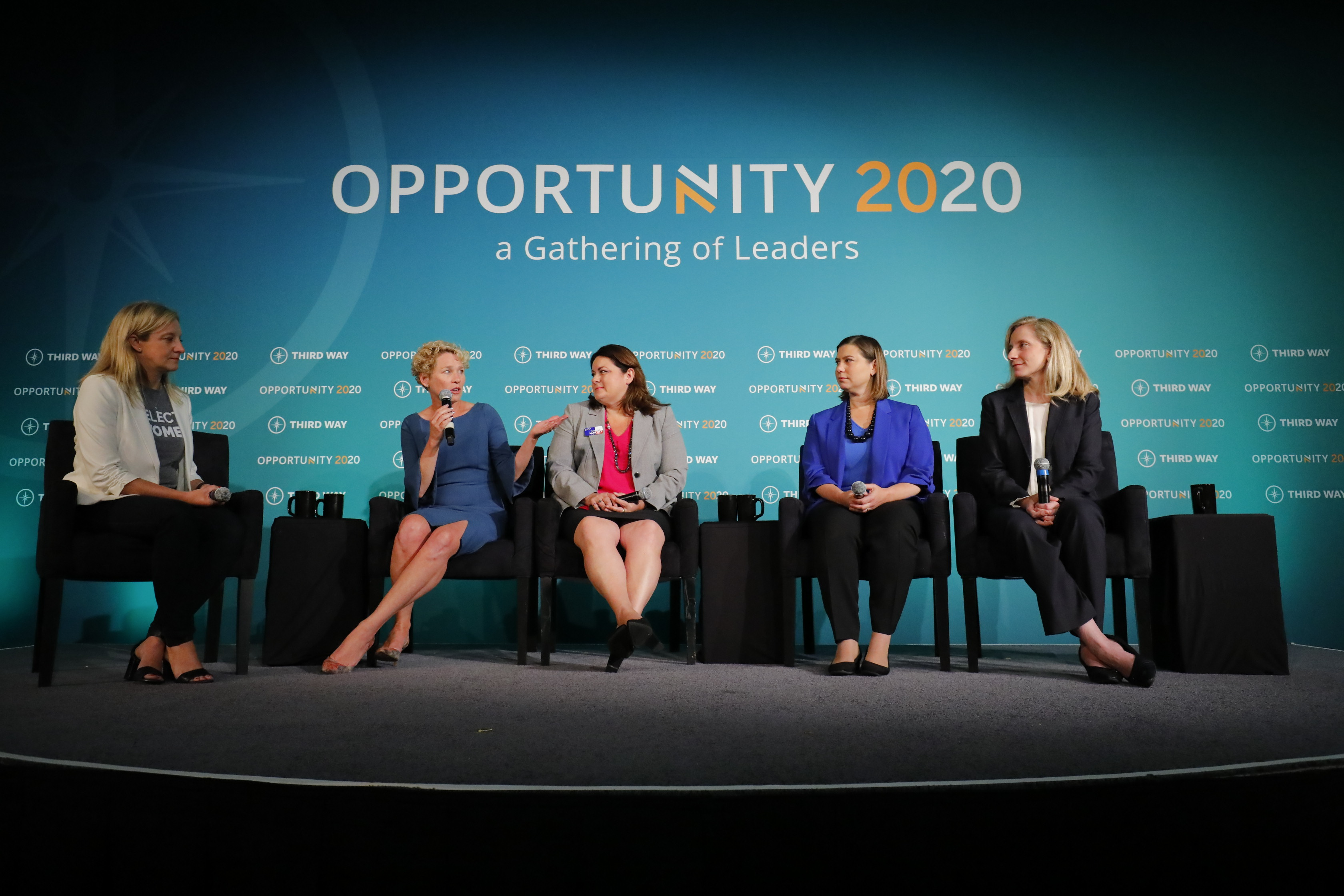 Year of the Women congressional candidates panel