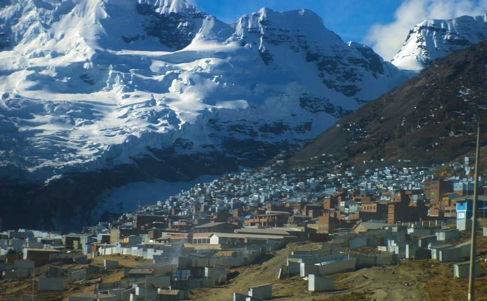 Remote Community in Rinconada, Peru