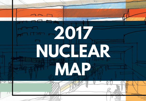 2016 Nuclear Industry Map