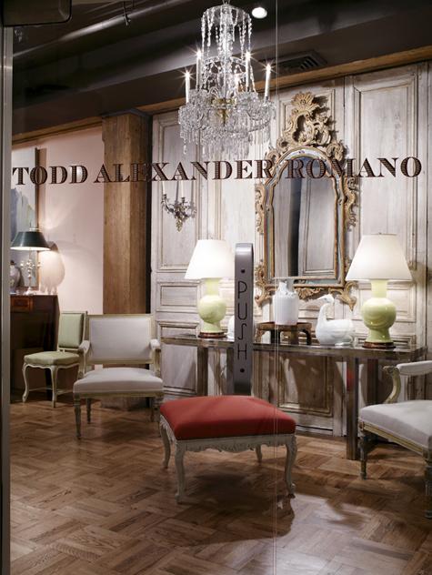 Todd Alexander Romano Showrooms