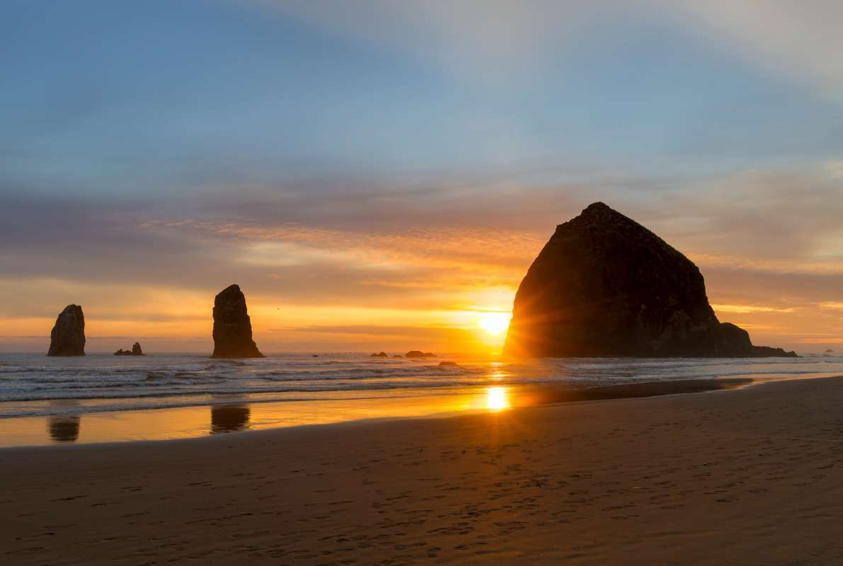 CannonBeach_USA and Canada Natl Parks