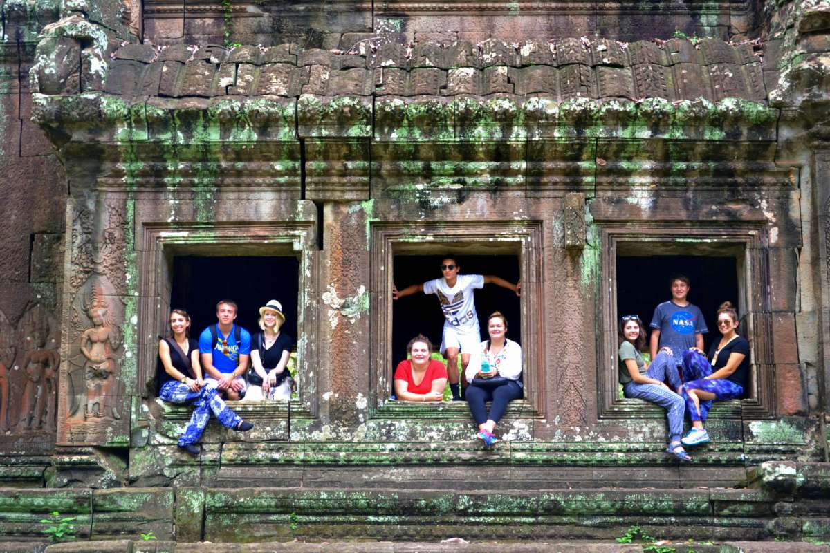 High School Programs in Cambodia - Travel For Teens