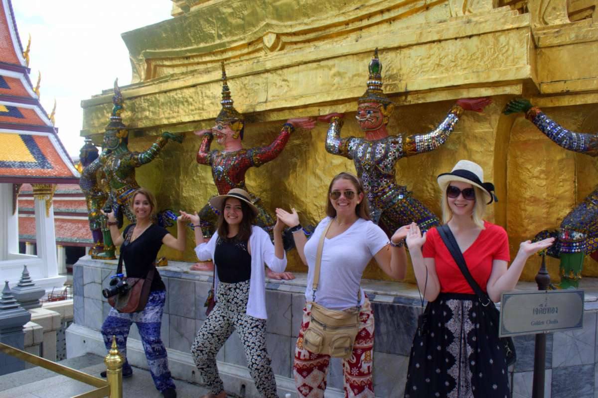 High School Programs in Thailand - Travel For Teens