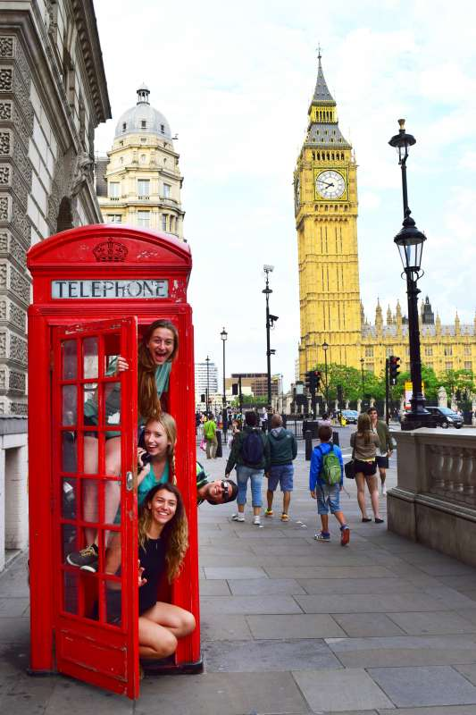 High School Trips in London - Travel For Teens