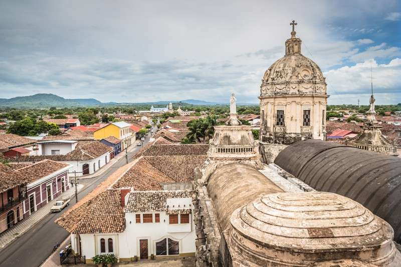 Teens explore quaint towns on their summer travel tour of Costa Rica.
