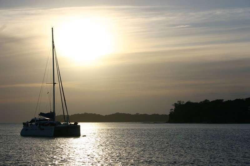 Boat Costa Rica