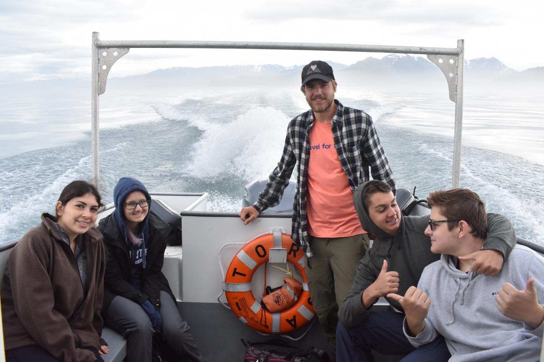 Boat Alaska