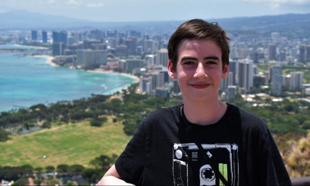 Ocean City View Boy North America