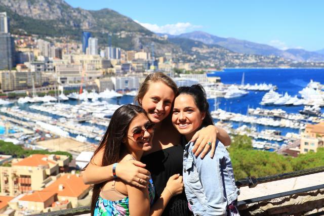 High school summer teen program France