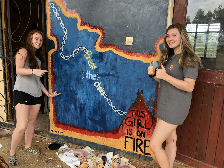 Mural Girls