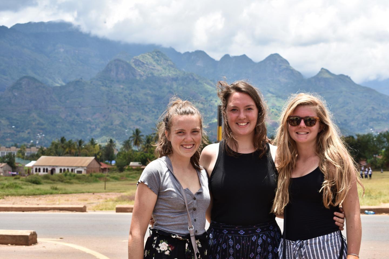 Girls Village Mountains
