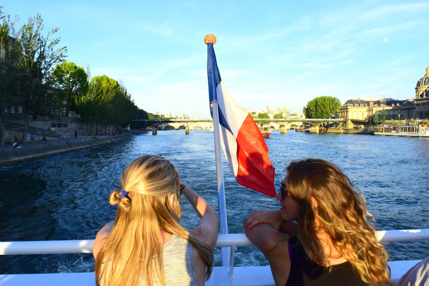 Teens take in France on their teen summer tour