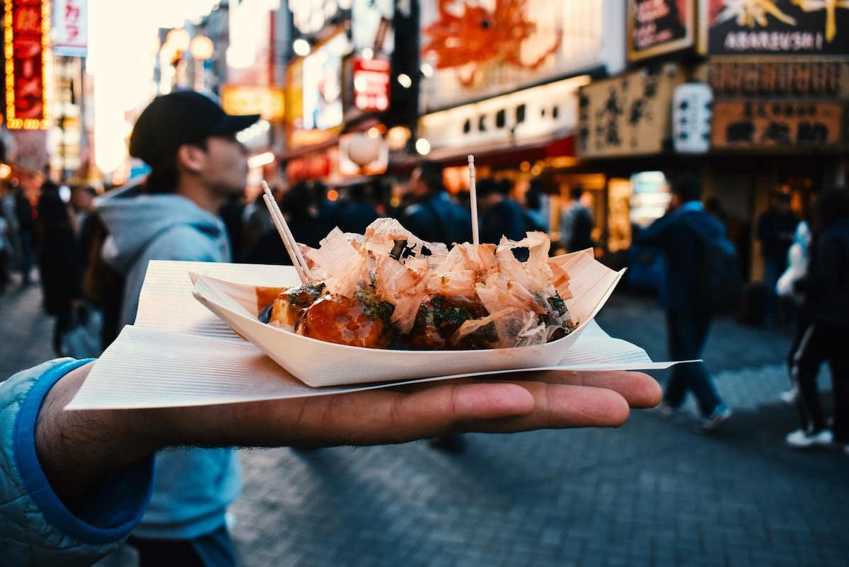 Famous Street Food in Asia
