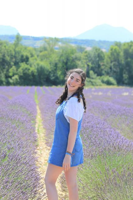 Aix de Provence France lavendar