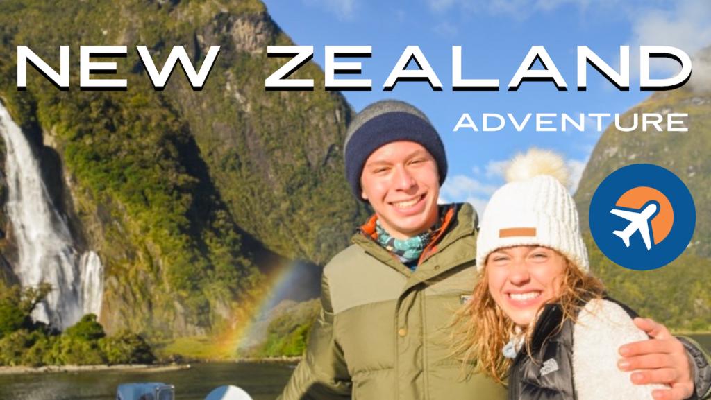 New Zealand Travel Contest Winner