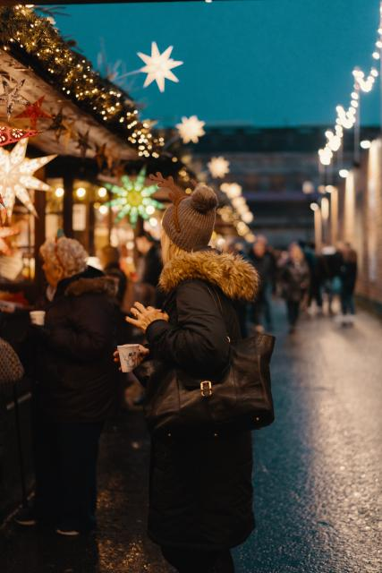 holiday season in europe