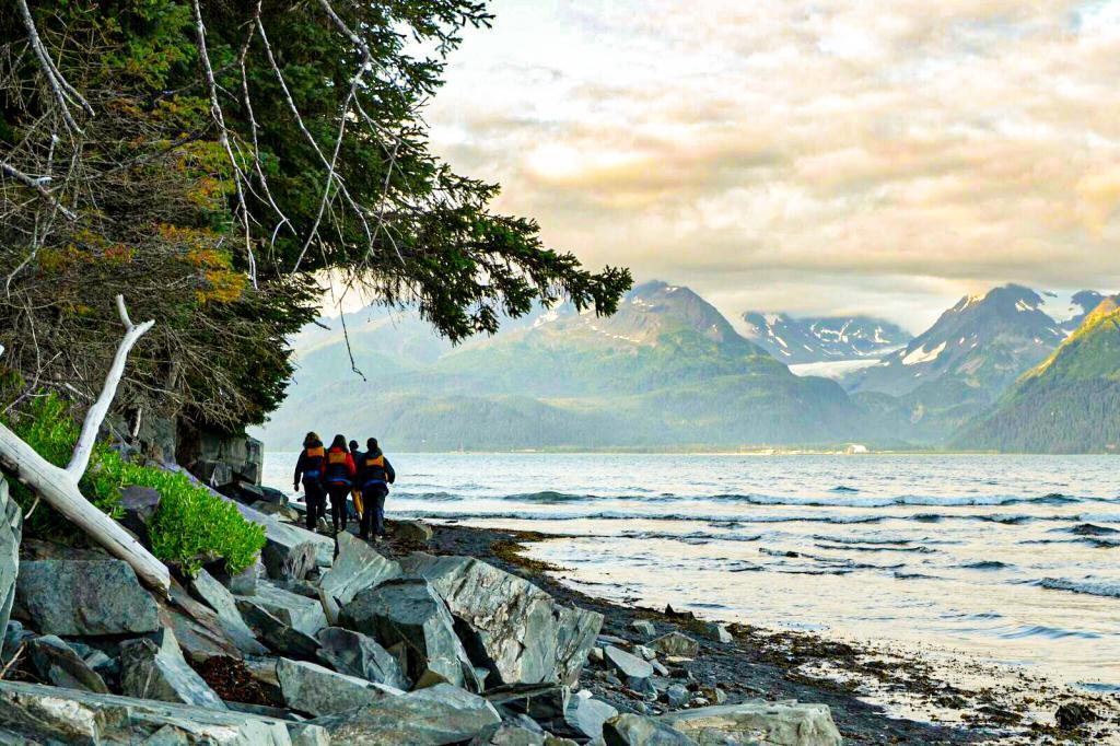 Kenai Fjords Alaska Student Trek