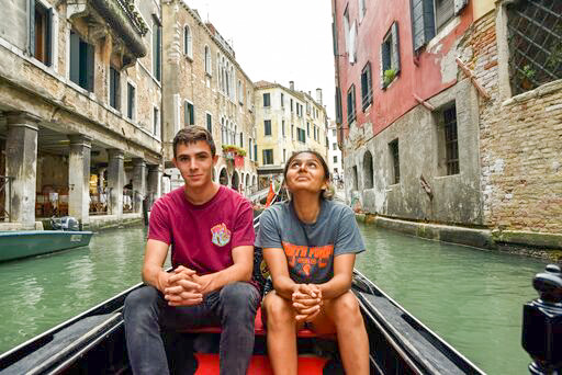 Venice Canals Italy Student Travel
