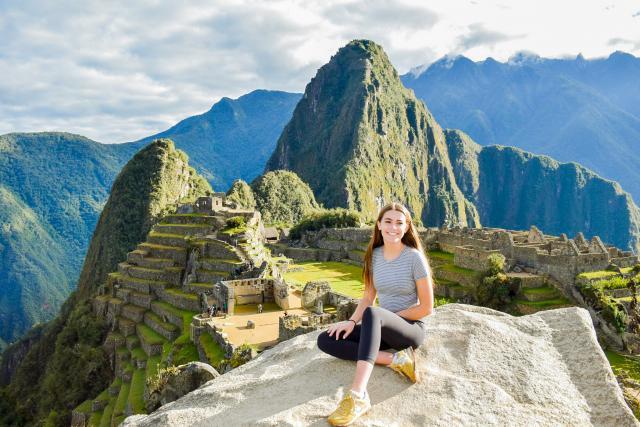 Macchu Picchu Peru Student Travel Programs