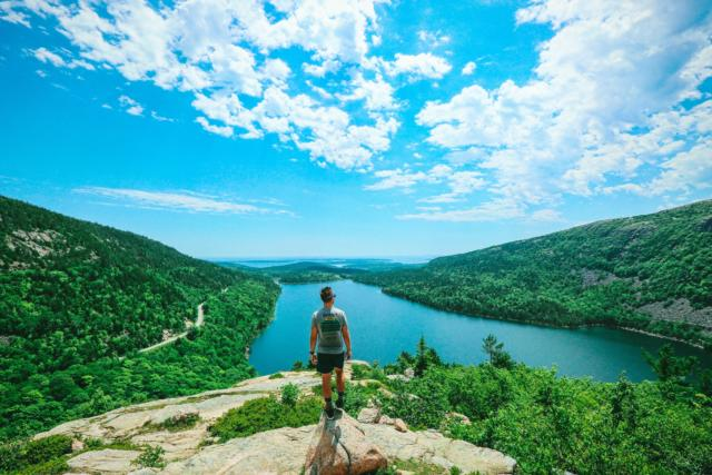 Acadia Hiking