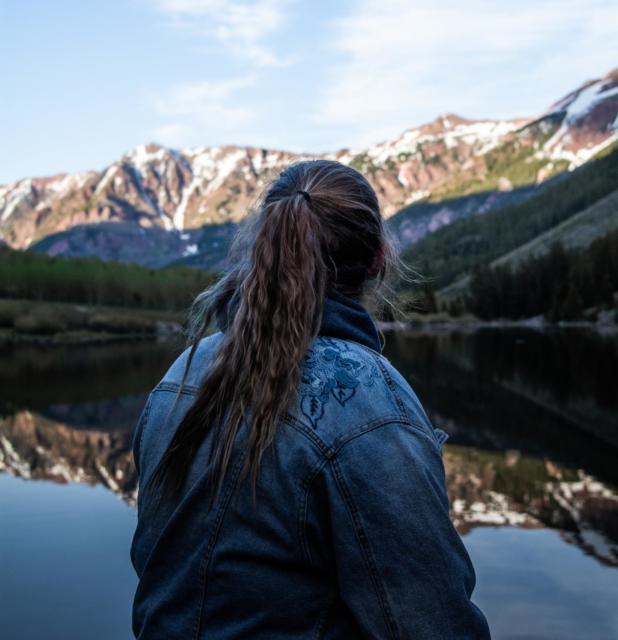 Teen in Colorado